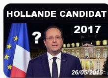 Hollande candidat en 2017